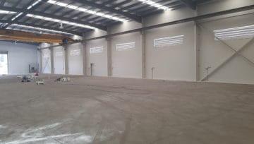 New factory progress