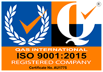 QAS international registered company